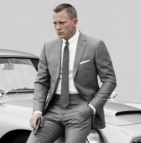 Daniel Craig James Bond Spectre - Fjackets.com